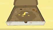 No more pizza