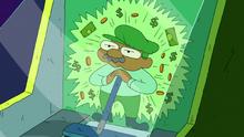 Money Broom Wizard 00254