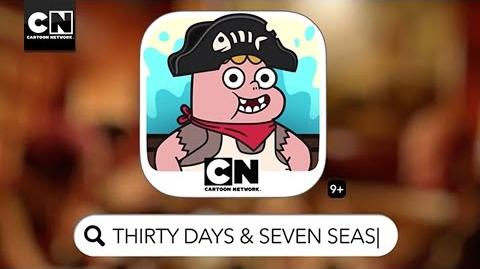 Clarence Thirty Days & Seven Seas Download Now Cartoon Network