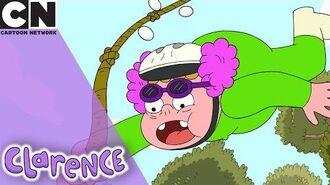 Clarence Dare Devils Cartoon Network UK 🇬🇧