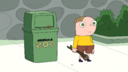 Clarence episode - Zoo - number 3