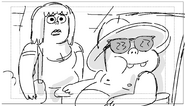 Clarence Million's - Storyboard lost 04