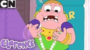 Clarence The Mysterious Cursed Box Cartoon Network UK 🇬🇧