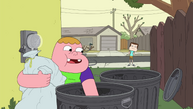 Clarence, what are you doing 1