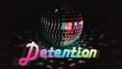 Detention card