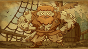 Pirate Breehn - man
