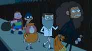 Clarence Halloween 17