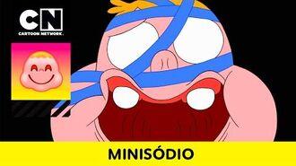 Clarêncio grudento Clarêncio, o Otimista CN Minisódio Cartoon Network