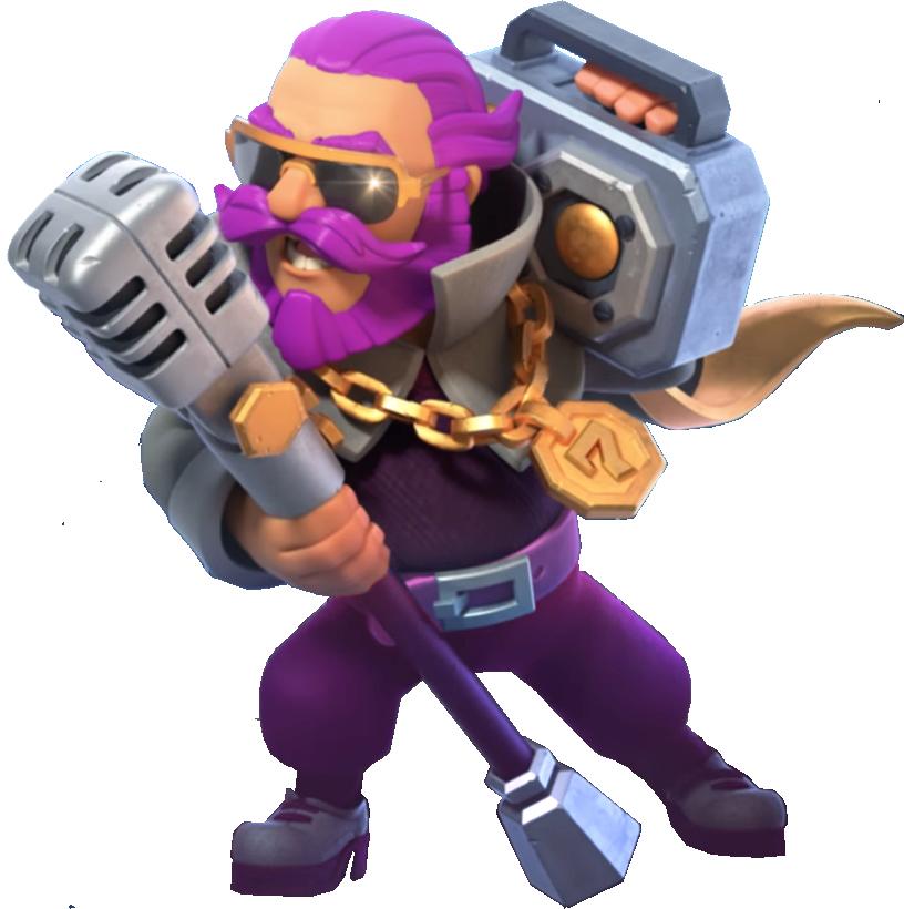 Hero skins/Grand Warden skins | Clash Fanon Wiki | Fandom