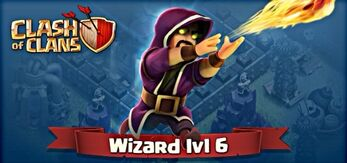 Wizard level 6