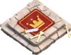 Barbarenkoning altaar