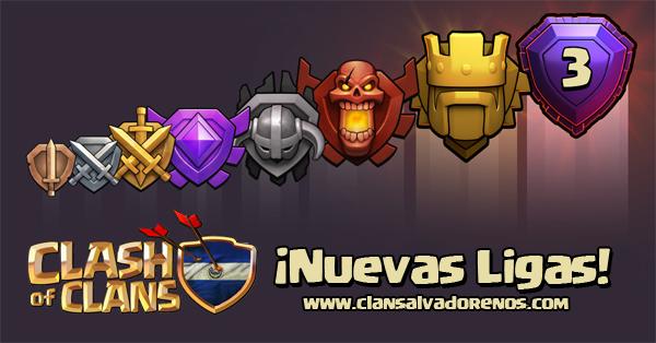 Dos-ligas-nuevas-en-clash-of-clans-titan-y-legendaria