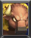 Ox-warrior