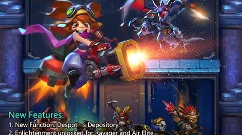 Clash Of Lords 2 New Update Despot's Depository-0