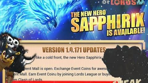 Clash of Lords 2 UPDATE 2