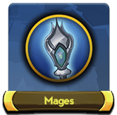 Mages button
