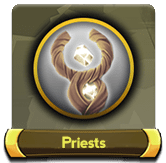 Priests button