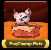 Pogchamp button