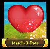 Mainpage-Match-3 Pets