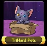 Trihardpets button