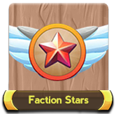Faction stars button