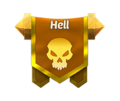 Hell Banner