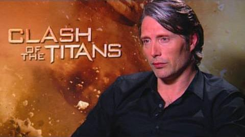 'Clash of the Titans' Mads Mikkelsen Interview
