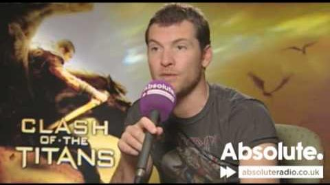 Clash of the Titans interview with Sam Worthington