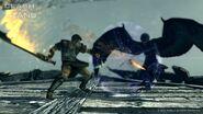 Perseus vs Bat creature