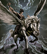 Perseus and the Pegasus