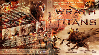 Wrath of the Titans (Blu-ray) art 2
