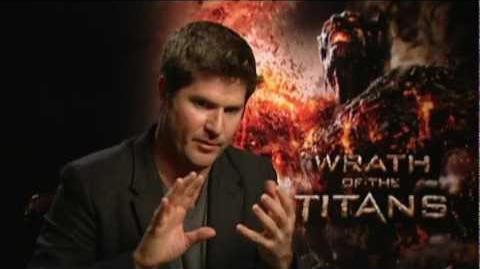 Wrath of the Titans Interview - Director Jonathan Liebesman