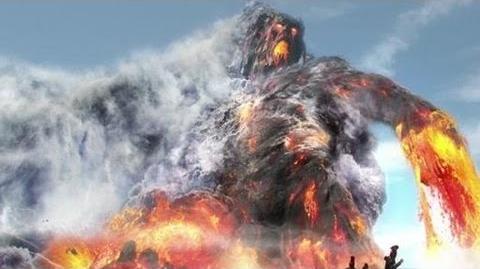 Wrath of the Titans Kronos Trailer