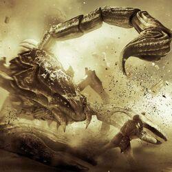 Thumb Scorpion