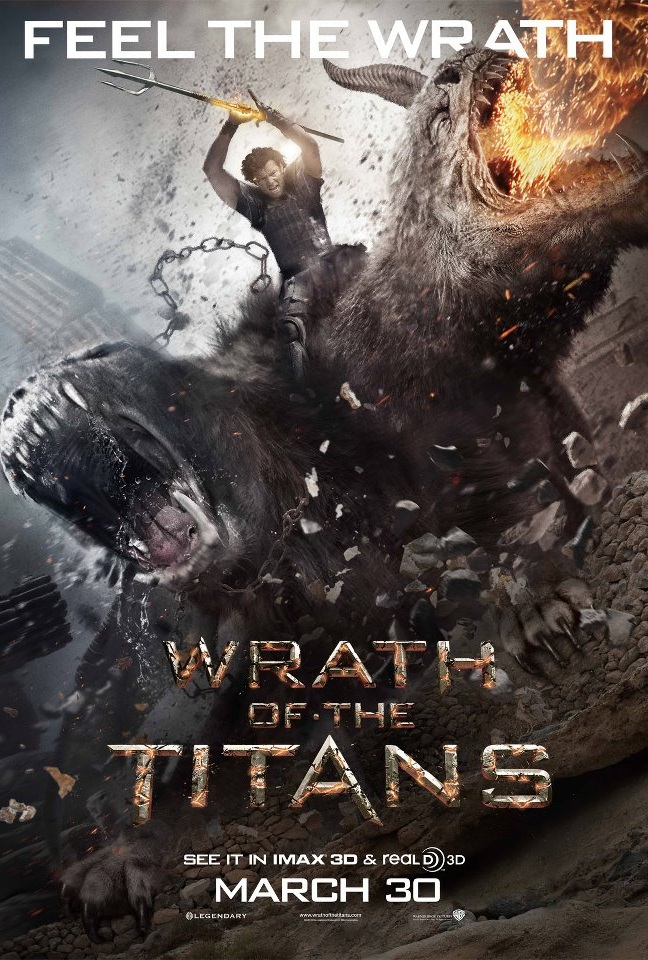 a report on the clash of the titans Watch clash of the titans (2010), clash of the titans (2010) full free movie online hd born of a god but raised as a man, perseus is helpless to save his family from hades, vengeful god of the underworld.