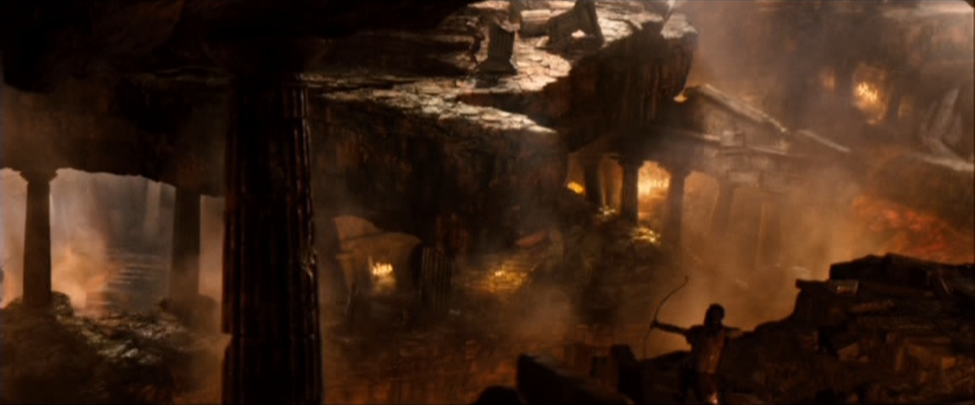 Medusa's Lair   Clash of the Titans Wiki   FANDOM powered by