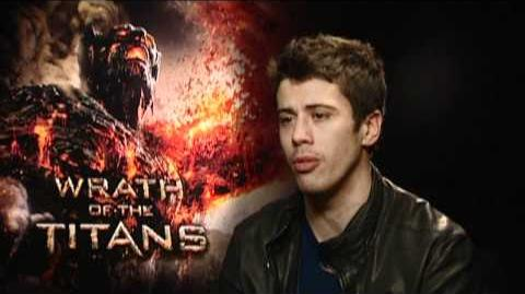 Wrath of the Titans Interview - Toby Kebbell (Agenor)