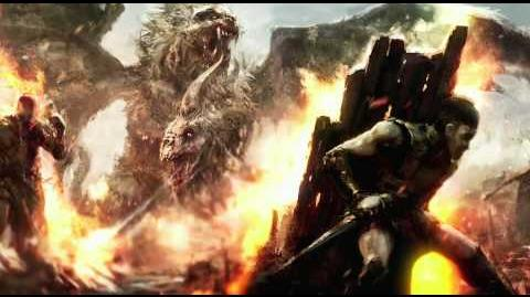 Wrath of the Titans Chimera Feature Official Trailer 3 - 2012 - HD