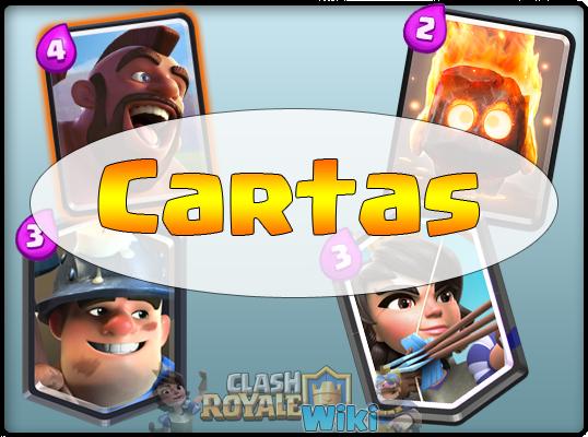 Cartas Clash Royale En Español Fandom Powered By Wikia