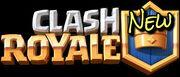New Clash Royale Logo