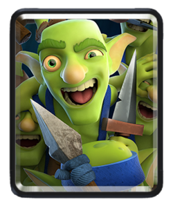 Cards Goblin Gang