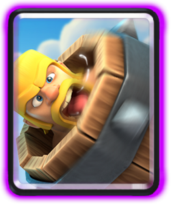 Cards Barbarian Barrel