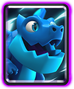 Cards Electro Dragon