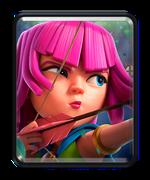 Cards Archers