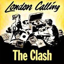 London Calling Single 12'' UK