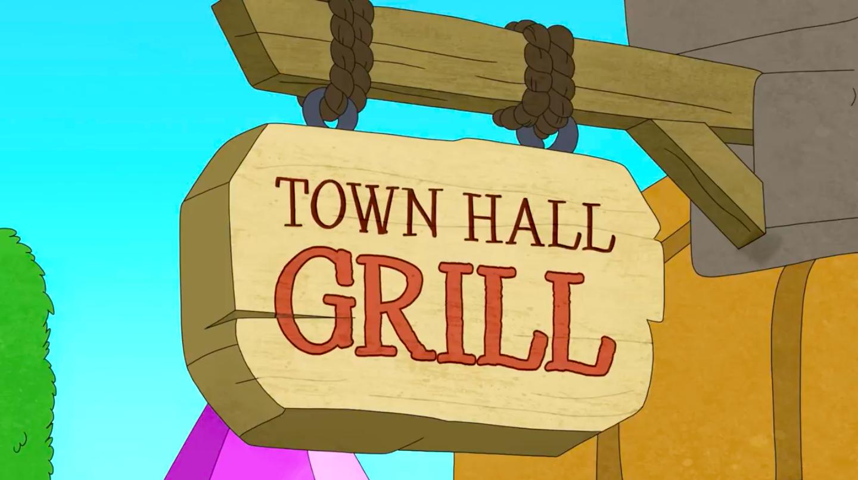 Town Hall Grill | Clash-A-Rama! Wiki | FANDOM powered by Wikia