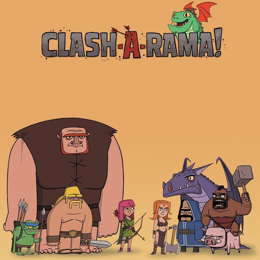 Season 2 | Clash-A-Rama! Wiki | FANDOM powered by Wikia