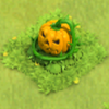 Halloween stone small 4