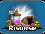Edifici di Risorse/Villaggio base