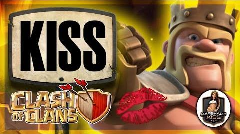 Do you want a KISS? 💋 Clash of Clans